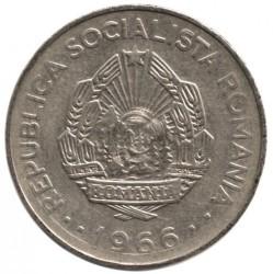 Moneta > 3lei, 1966 - Romania  - obverse