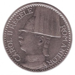 Moneda > 50lei, 1937-1938 - Rumanía  - obverse
