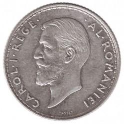 Pièce > 1leu, 1910-1914 - Roumanie  - obverse