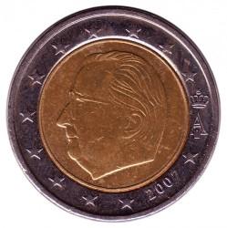 Monēta > 2eiro, 2007 - Beļģija  - obverse