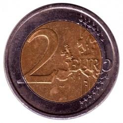 Monēta > 2eiro, 2007 - Beļģija  - reverse