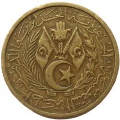 錢幣 > 10分, 1964 - 阿爾及利亞  - obverse