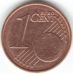 Moneta > 1centesimodieuro, 1999-2007 - Belgio  - reverse