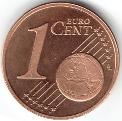 Moneta > 1centesimodieuro, 2002-2018 - Lussemburgo  - reverse