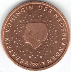 Münze > 2Eurocent, 1999-2013 - Niederlande  - obverse