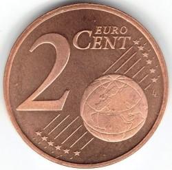 Münze > 2Eurocent, 1999-2013 - Niederlande  - reverse