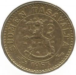 Münze > 20Mark, 1953 - Finnland  - obverse