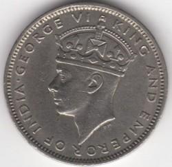 Coin > 10cents, 1938-1939 - Hong Kong  - obverse