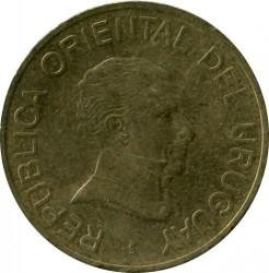 سکه > 5پزو, 2005-2008 - اروگوئه  - reverse
