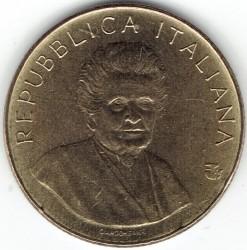 Moneta > 200lire, 1980 - Italia  (FAO - Anno Internazionale della Donna) - reverse
