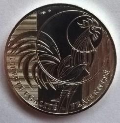 Moneda > 10euros, 2016 - Francia  (Gallo) - reverse