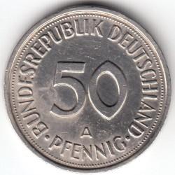 Münze > 50Pfennig, 1992 - Deutschland  - reverse