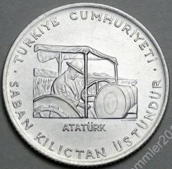 Coin > 150lira, 1978 - Turkey  (FAO) - obverse