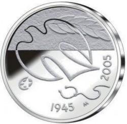 Монета > 10євро, 2005 - Фінляндія  (60-та річниця - Мир) - obverse
