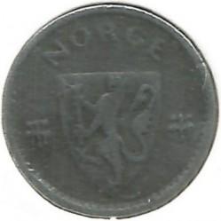 Moneta > 10erių, 1941-1945 - Norvegija  - obverse