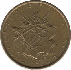 Moneda > 10francos, 1974 - Francia  - obverse