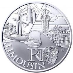 Moneda > 10euros, 2011 - Francia  (Regiones francesas - Limousin) - obverse