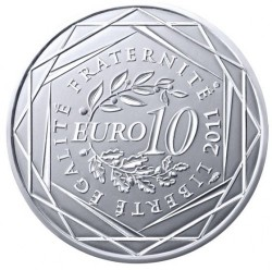 Moneda > 10euros, 2011 - Francia  (Regiones francesas - Aquitania) - reverse