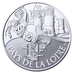 Moneda > 10euros, 2011 - Francia  (Regiones francesas - País de la Loire) - obverse