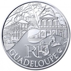 Moneda > 10euros, 2011 - Francia  (Regiones franceses - Guadalupe) - obverse