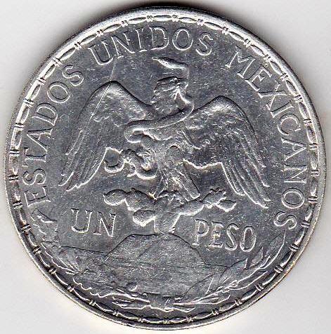 1 Peso 1910 1914 Mexico Coin Value