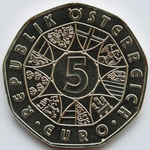 5 Euro 2009 Joseph Haydn österreich Münzen Wert Ucoinnet