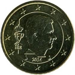 Monēta > 50centu, 2014-2017 - Beļģija  - obverse