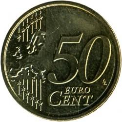 Monēta > 50centu, 2014-2017 - Beļģija  - reverse