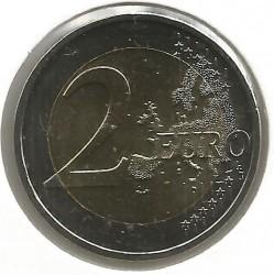 Münze > 2Euro, 2015 - Niederlande  (Dreißigjähriges Bestehen der EU-Flagge) - reverse