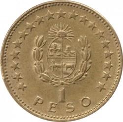 Νόμισμα > 1Πέσο, 1965 - Ουρουγουάη  - reverse