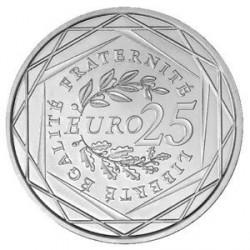Münze > 25Euro, 2009 - Frankreich  (Sämann) - reverse