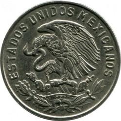 מטבע > 50סנטאבו, 1964-1969 - מקסיקו  - reverse