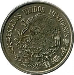 Coin > 10centavos, 1977 - Mexico  - reverse