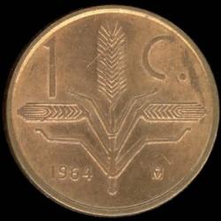Münze > 1Centavo, 1950-1969 - Mexiko  - reverse