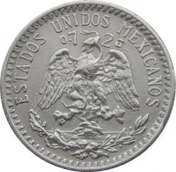 Монета > 20сентаво, 1920-1943 - Мексика  - obverse