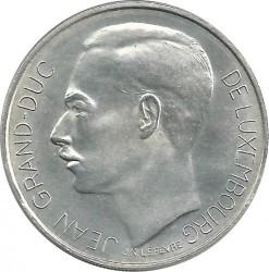 Монета > 100франков, 1964 - Люксембург  - obverse
