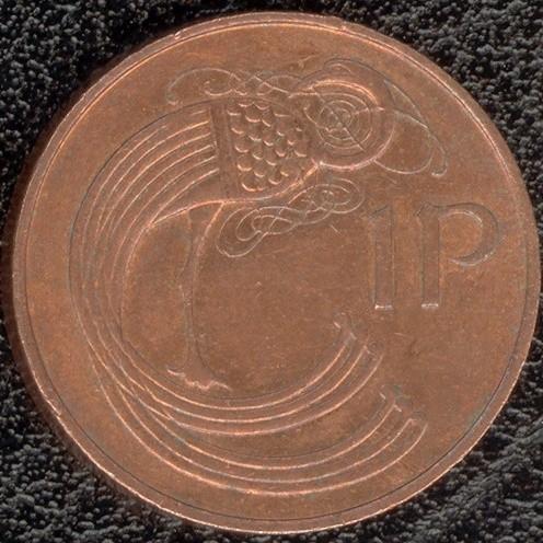 1 penny 1993, Ireland - Coin value - uCoin net