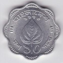 Moneta > 10poisha, 1973-1974 - Bangladesz  - reverse