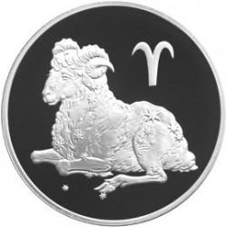 Moneta > 3ruble, 2004 - Rosja  (Znaki zodiaku - Baran) - reverse