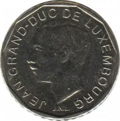 Кованица > 50франака, 1987-1989 - Луксембург  - obverse