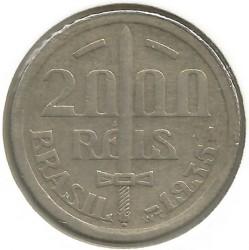 Moneda > 2000réis, 1935 - Brasil  - reverse