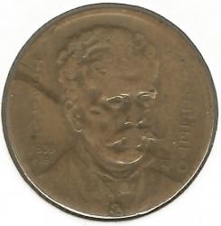 Moneda > 1000réis, 1939 - Brasil  - reverse