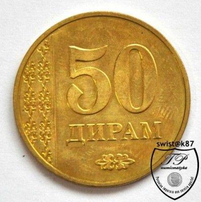 Чумхирии точикистон 50 дирам расценки на старинные монеты