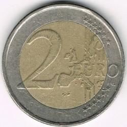 Coin > 2euro, 1999 - Finland  - obverse
