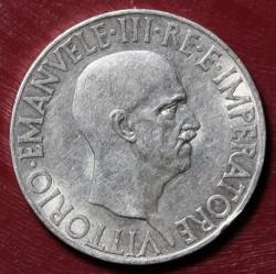 Moneta > 10lirów, 1936 - Włochy  - obverse