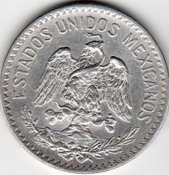 Νόμισμα > 50Σεντάβος, 1905-1918 - Μεξικό  - obverse
