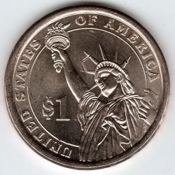 Монета > 1долар, 2016 - США  (Президент США - Джеральд Форд (1974–1977)) - reverse