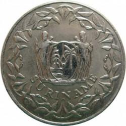 Moneta > 250centesimi, 2012 - Suriname  - obverse