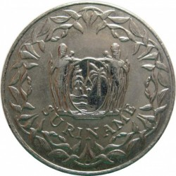 Moneta > 250centesimi, 2012 - Suriname  - reverse