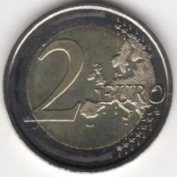 Moneda > 2euros, 2014 - Bélgica  (100avo aniversario de la primera guerra mundial) - obverse